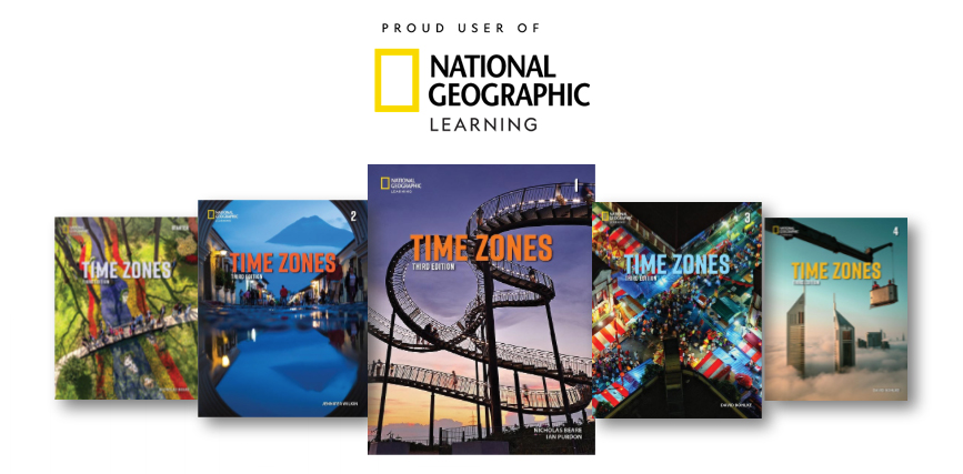 Colaboración - National Geographic Learning - ELT